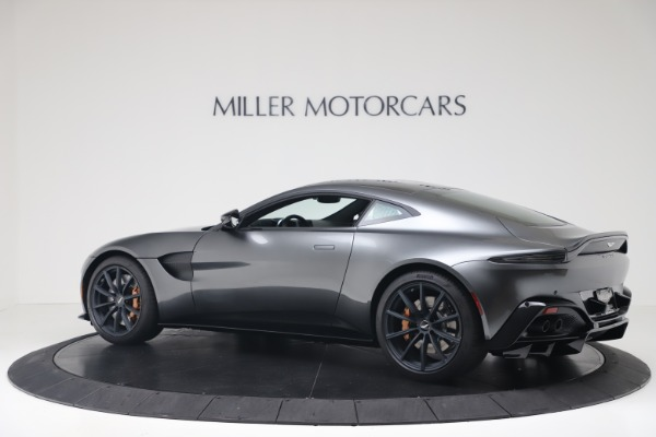 New 2020 Aston Martin Vantage Coupe for sale $193,154 at Maserati of Westport in Westport CT 06880 5