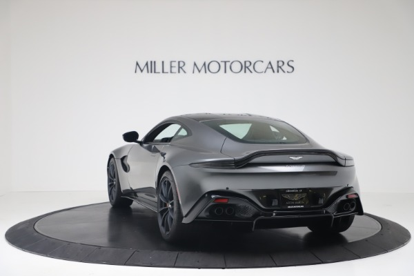 New 2020 Aston Martin Vantage Coupe for sale $193,154 at Maserati of Westport in Westport CT 06880 6