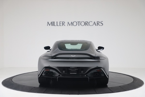 New 2020 Aston Martin Vantage Coupe for sale $193,154 at Maserati of Westport in Westport CT 06880 7