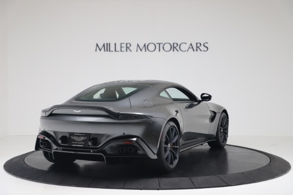 New 2020 Aston Martin Vantage Coupe for sale $193,154 at Maserati of Westport in Westport CT 06880 8