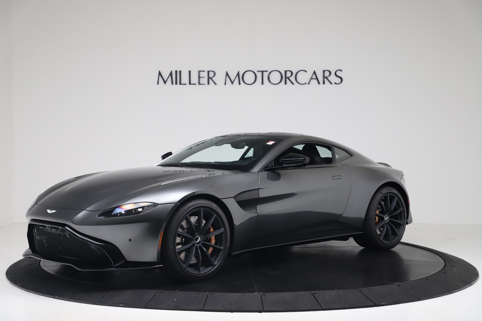 New 2020 Aston Martin Vantage Coupe for sale $193,154 at Maserati of Westport in Westport CT 06880 1