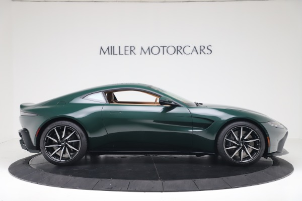 Used 2020 Aston Martin Vantage Coupe for sale $159,990 at Maserati of Westport in Westport CT 06880 10