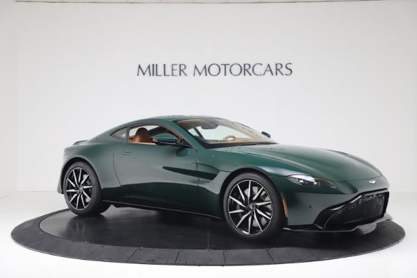 Used 2020 Aston Martin Vantage Coupe for sale $159,990 at Maserati of Westport in Westport CT 06880 11