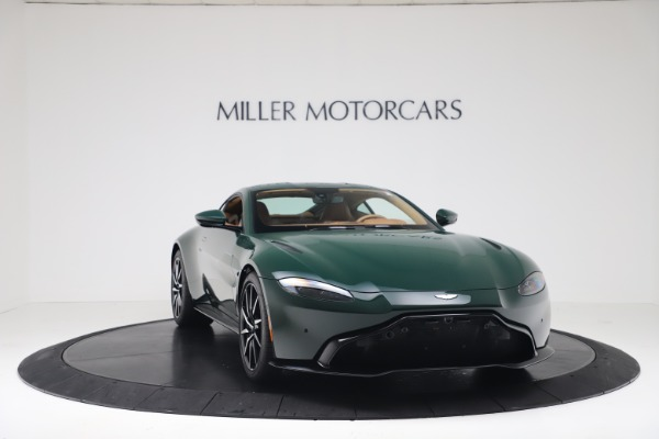 Used 2020 Aston Martin Vantage Coupe for sale $159,990 at Maserati of Westport in Westport CT 06880 12