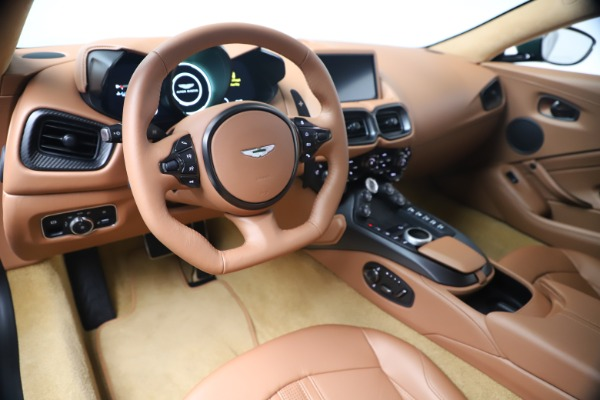 Used 2020 Aston Martin Vantage Coupe for sale $159,990 at Maserati of Westport in Westport CT 06880 13