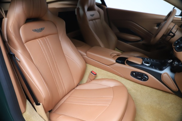 Used 2020 Aston Martin Vantage Coupe for sale $159,990 at Maserati of Westport in Westport CT 06880 20