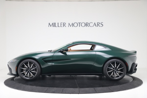 Used 2020 Aston Martin Vantage Coupe for sale $159,990 at Maserati of Westport in Westport CT 06880 4