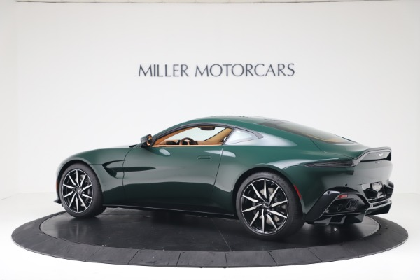 Used 2020 Aston Martin Vantage Coupe for sale $159,990 at Maserati of Westport in Westport CT 06880 5