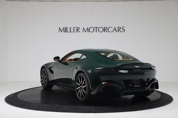 Used 2020 Aston Martin Vantage Coupe for sale $159,990 at Maserati of Westport in Westport CT 06880 6
