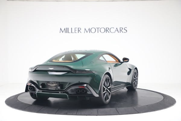 Used 2020 Aston Martin Vantage Coupe for sale $159,990 at Maserati of Westport in Westport CT 06880 8