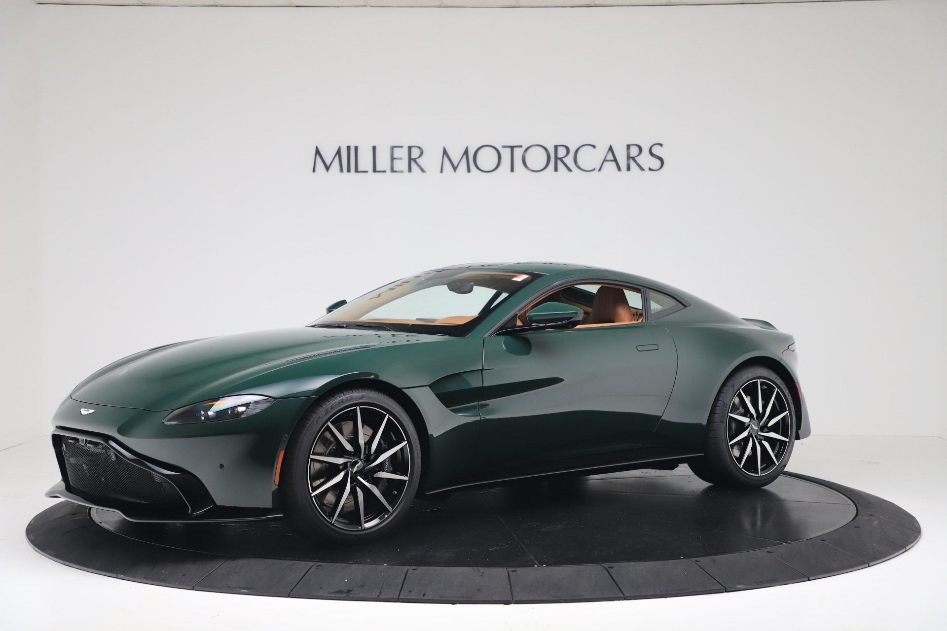 Used 2020 Aston Martin Vantage Coupe for sale $159,990 at Maserati of Westport in Westport CT 06880 1