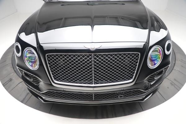 New 2020 Bentley Bentayga Speed for sale $259,495 at Maserati of Westport in Westport CT 06880 13