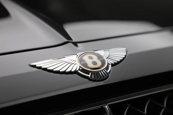 New 2020 Bentley Bentayga Speed for sale $259,495 at Maserati of Westport in Westport CT 06880 14