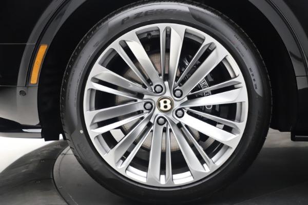 New 2020 Bentley Bentayga Speed for sale $259,495 at Maserati of Westport in Westport CT 06880 15