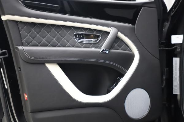 New 2020 Bentley Bentayga Speed for sale $259,495 at Maserati of Westport in Westport CT 06880 16