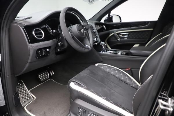 New 2020 Bentley Bentayga Speed for sale $259,495 at Maserati of Westport in Westport CT 06880 17