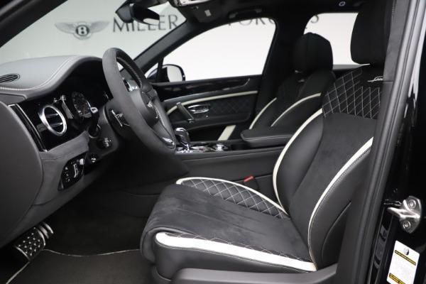 New 2020 Bentley Bentayga Speed for sale $259,495 at Maserati of Westport in Westport CT 06880 18