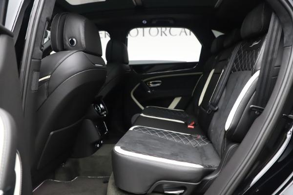 New 2020 Bentley Bentayga Speed for sale $259,495 at Maserati of Westport in Westport CT 06880 22