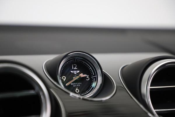 New 2020 Bentley Bentayga Speed for sale $259,495 at Maserati of Westport in Westport CT 06880 23