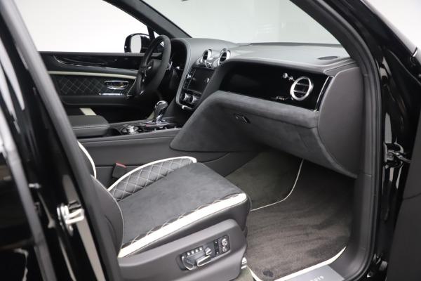 New 2020 Bentley Bentayga Speed for sale $259,495 at Maserati of Westport in Westport CT 06880 24