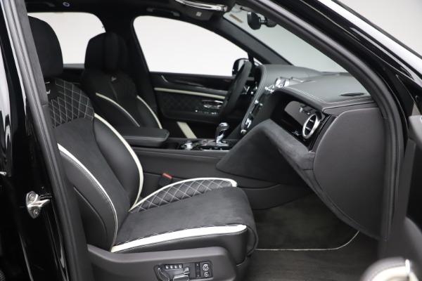 New 2020 Bentley Bentayga Speed for sale $259,495 at Maserati of Westport in Westport CT 06880 25