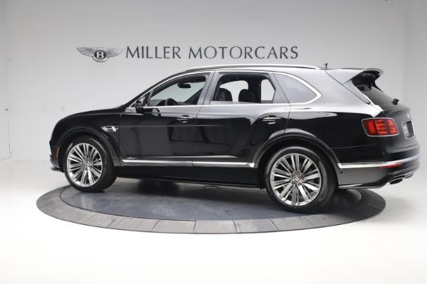 New 2020 Bentley Bentayga Speed for sale $259,495 at Maserati of Westport in Westport CT 06880 4