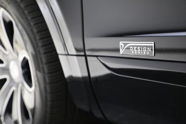 Used 2020 Bentley Bentayga V8 Design Series for sale $199,900 at Maserati of Westport in Westport CT 06880 16