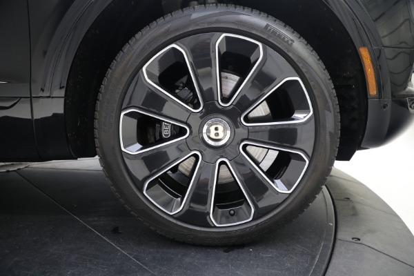 Used 2020 Bentley Bentayga V8 Design Series for sale $199,900 at Maserati of Westport in Westport CT 06880 17