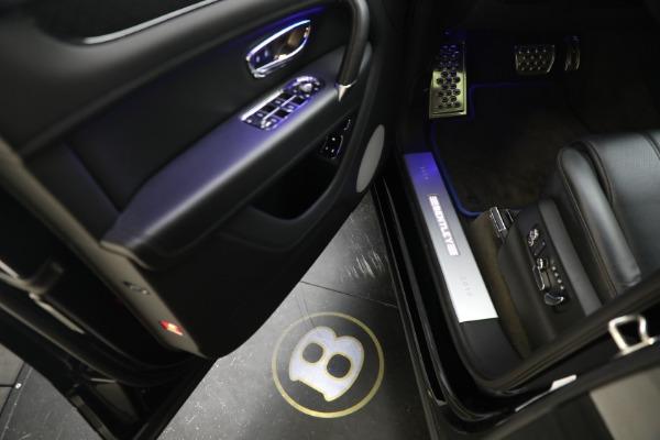 New 2020 Bentley Bentayga V8 Design Series for sale Sold at Maserati of Westport in Westport CT 06880 18