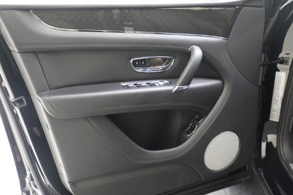 New 2020 Bentley Bentayga V8 Design Series for sale Sold at Maserati of Westport in Westport CT 06880 19