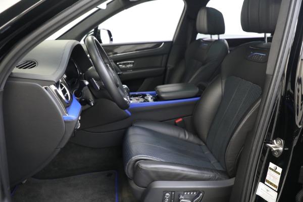 Used 2020 Bentley Bentayga V8 Design Series for sale $199,900 at Maserati of Westport in Westport CT 06880 21