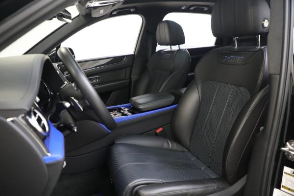 New 2020 Bentley Bentayga V8 Design Series for sale Sold at Maserati of Westport in Westport CT 06880 22