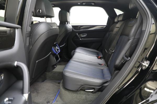 New 2020 Bentley Bentayga V8 Design Series for sale Sold at Maserati of Westport in Westport CT 06880 24