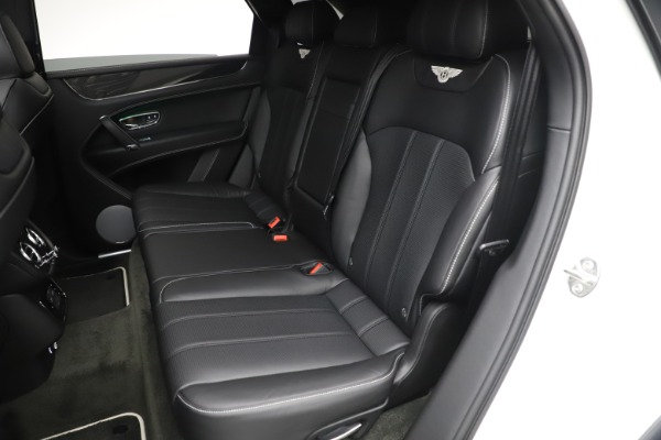New 2020 Bentley Bentayga V8 for sale Sold at Maserati of Westport in Westport CT 06880 27