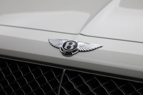 New 2020 Bentley Bentayga Speed for sale $244,145 at Maserati of Westport in Westport CT 06880 14
