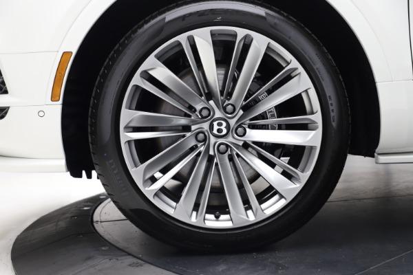 New 2020 Bentley Bentayga Speed for sale $244,145 at Maserati of Westport in Westport CT 06880 15