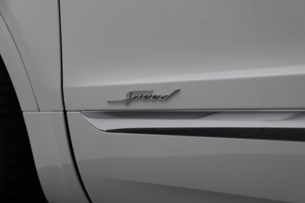New 2020 Bentley Bentayga Speed for sale $244,145 at Maserati of Westport in Westport CT 06880 16