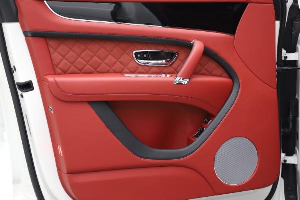 New 2020 Bentley Bentayga Speed for sale $244,145 at Maserati of Westport in Westport CT 06880 17