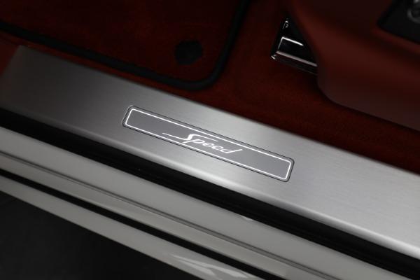 New 2020 Bentley Bentayga Speed for sale $244,145 at Maserati of Westport in Westport CT 06880 18
