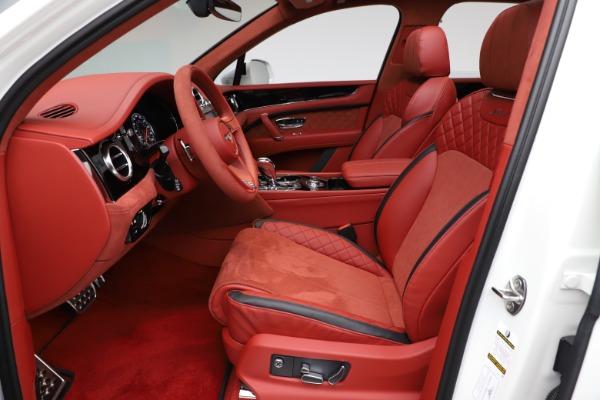 New 2020 Bentley Bentayga Speed for sale $244,145 at Maserati of Westport in Westport CT 06880 20