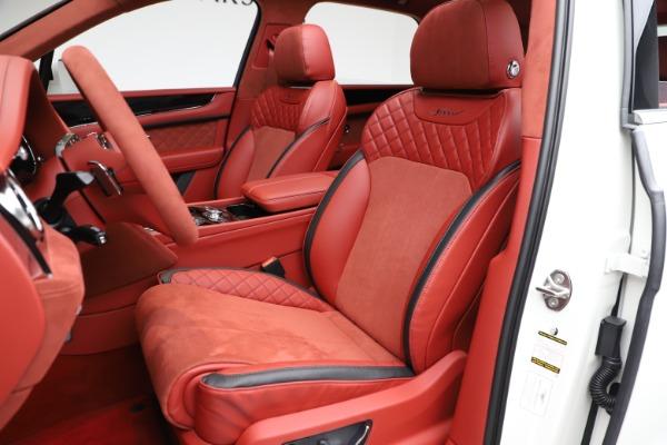New 2020 Bentley Bentayga Speed for sale $244,145 at Maserati of Westport in Westport CT 06880 21