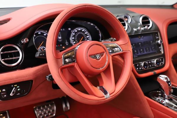 New 2020 Bentley Bentayga Speed for sale $244,145 at Maserati of Westport in Westport CT 06880 23