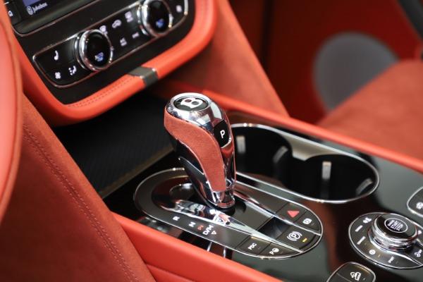 New 2020 Bentley Bentayga Speed for sale $244,145 at Maserati of Westport in Westport CT 06880 24