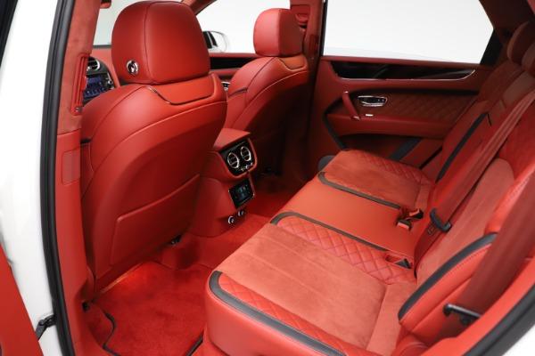 New 2020 Bentley Bentayga Speed for sale $244,145 at Maserati of Westport in Westport CT 06880 25
