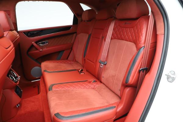 New 2020 Bentley Bentayga Speed for sale $244,145 at Maserati of Westport in Westport CT 06880 26