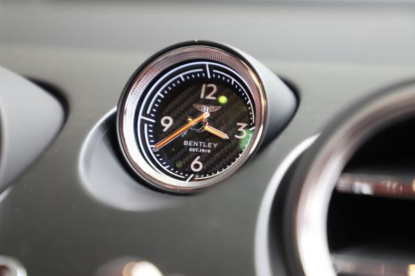 New 2020 Bentley Bentayga Speed for sale $244,145 at Maserati of Westport in Westport CT 06880 27