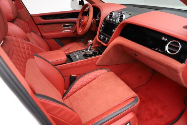 New 2020 Bentley Bentayga Speed for sale $244,145 at Maserati of Westport in Westport CT 06880 28