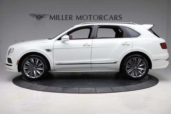 New 2020 Bentley Bentayga Speed for sale $244,145 at Maserati of Westport in Westport CT 06880 3