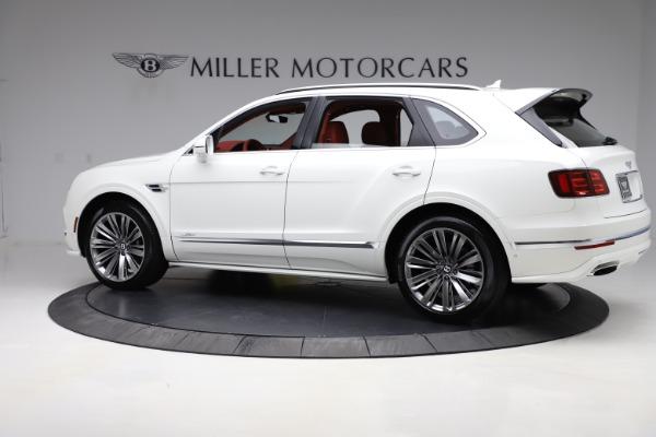 New 2020 Bentley Bentayga Speed for sale $244,145 at Maserati of Westport in Westport CT 06880 4