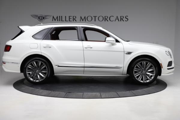 New 2020 Bentley Bentayga Speed for sale $244,145 at Maserati of Westport in Westport CT 06880 9